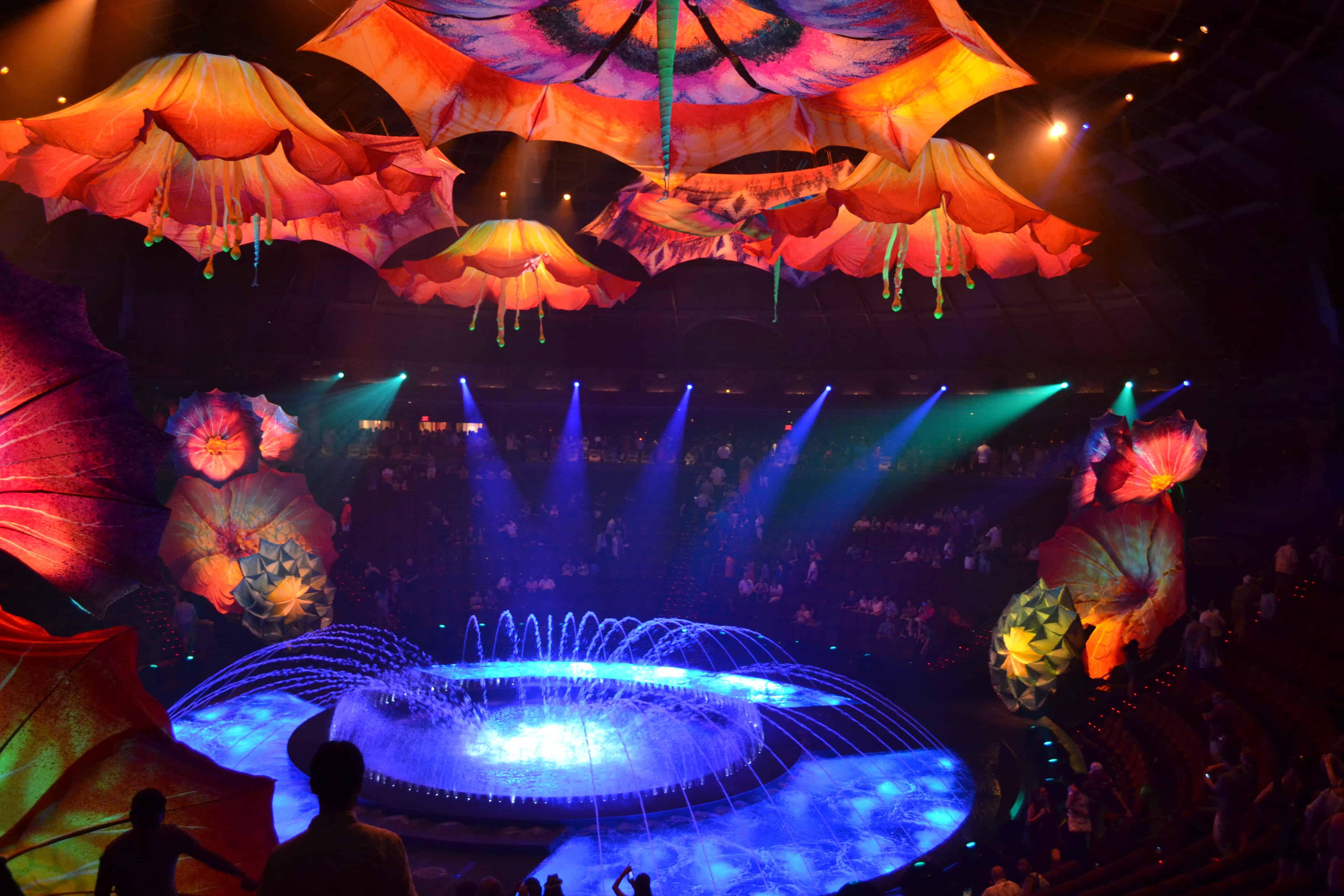 Vegas le rêve Cirque du soleil