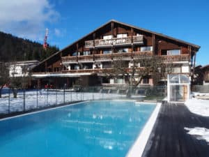 Hotel la bergerie Morzine