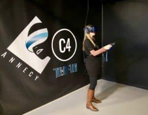 E-réel annecy VR