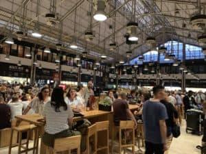 où manger à Lisbonne ? time out market
