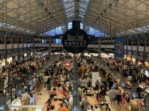 Lisbonne Portugal où manger à Lisbonne ? time out market