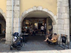 bruncher à Annecy Haven