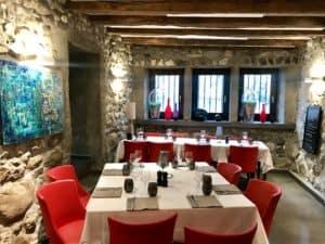où déjeuner à Annecy le clocher
