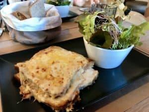 Brumes où déjeuner à Annecy