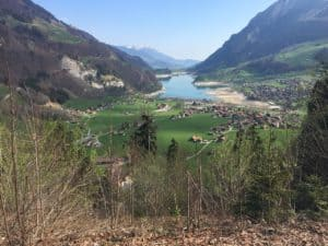 interlaken lac de thoune